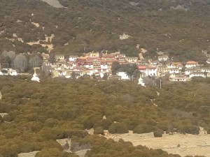 Gyaldak Rinpoche's Monastery
